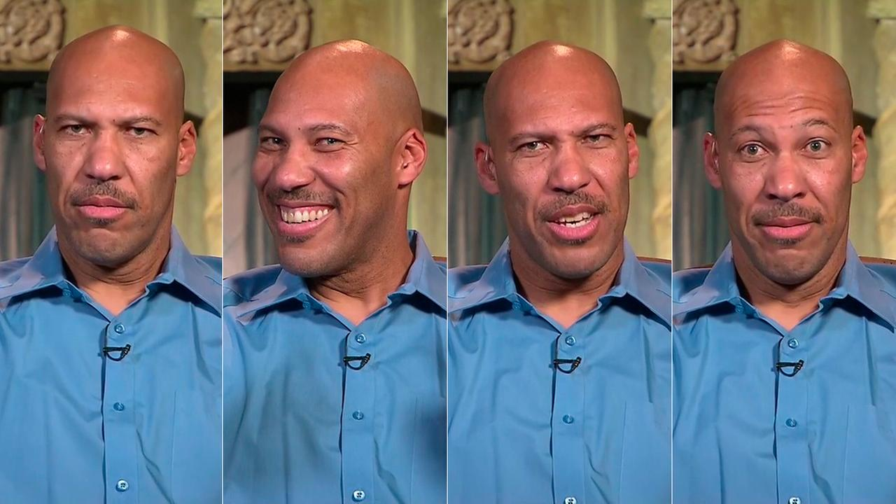 LaVar Ball questioned the extent of President Donald Trumps involvement in securing his sons release from the custody of Chinese authorities during a 20-minute CNN interview.