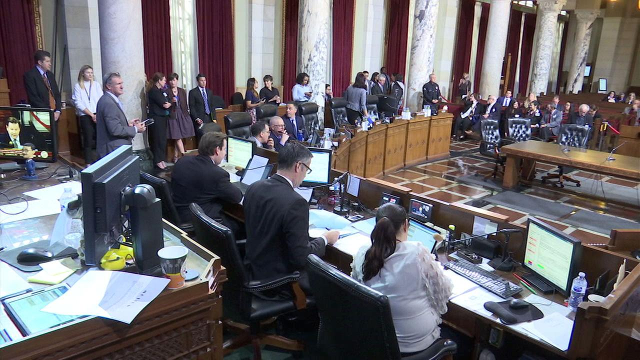 The Los Angeles City Council is reviewing the citys sexual harassment and assault policies in light of increased public attention on the issue.