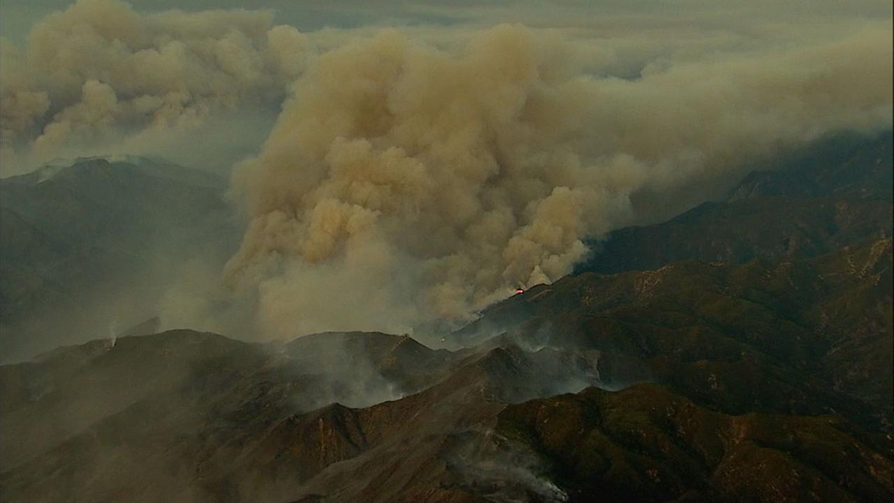 Thomas fire within 500 acres of becoming California's largest wildfire on record