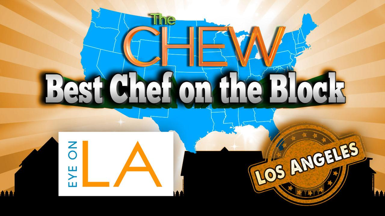Vote for the best chef of SoCal to compete in The Chew's Best Chef on the Block contest