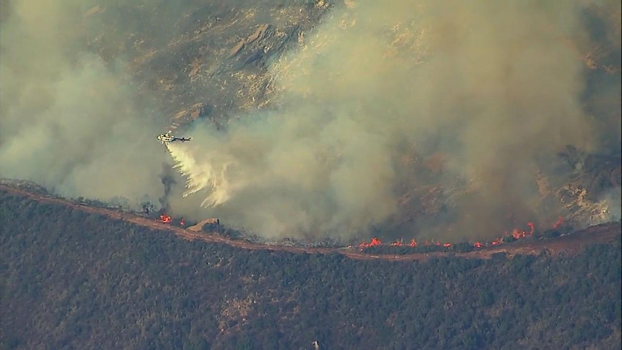 Thomas Fire now mostly contained