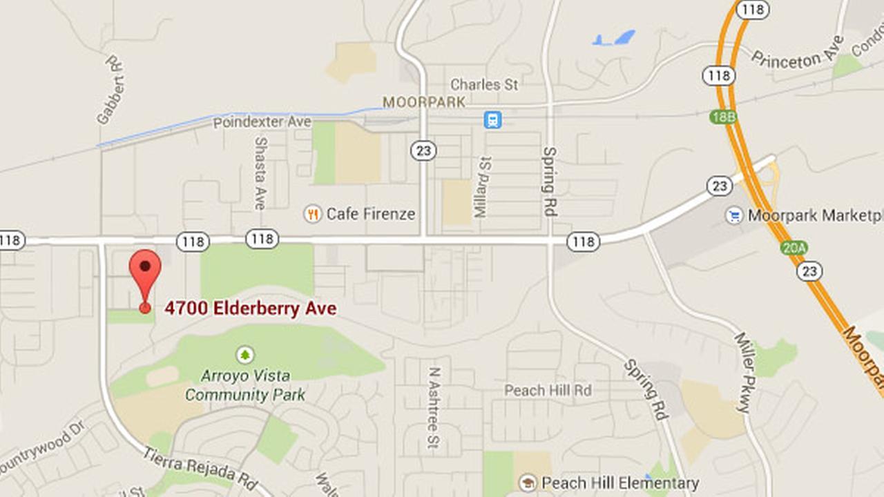 4700 block of Elderberry Avenue, Moorpark, California