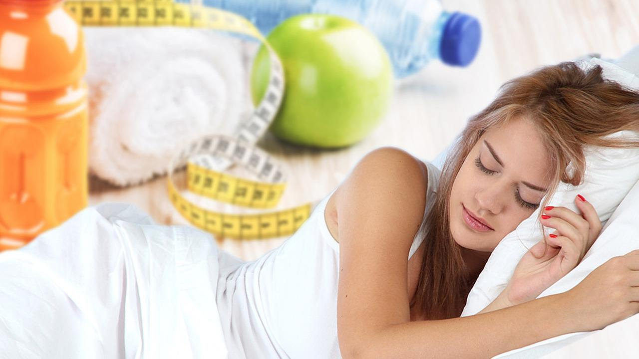 New diet trick: a good night's sleep?