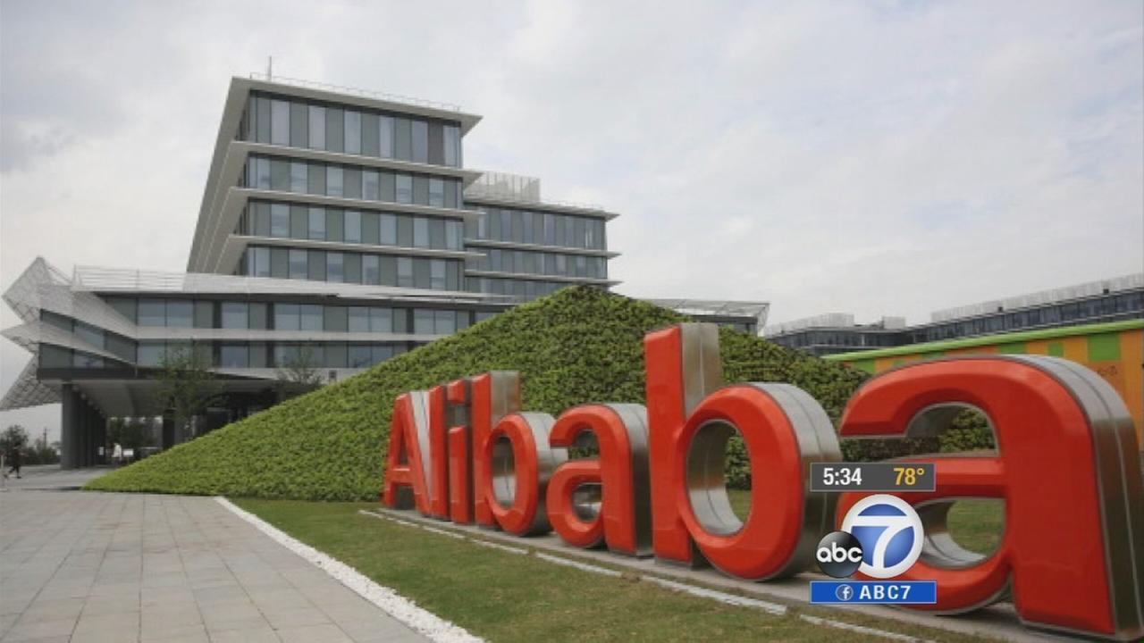 U.S. manufacturers and lawmakers are worried that Alibabas IPO may open the floodgates to counterfeit products.