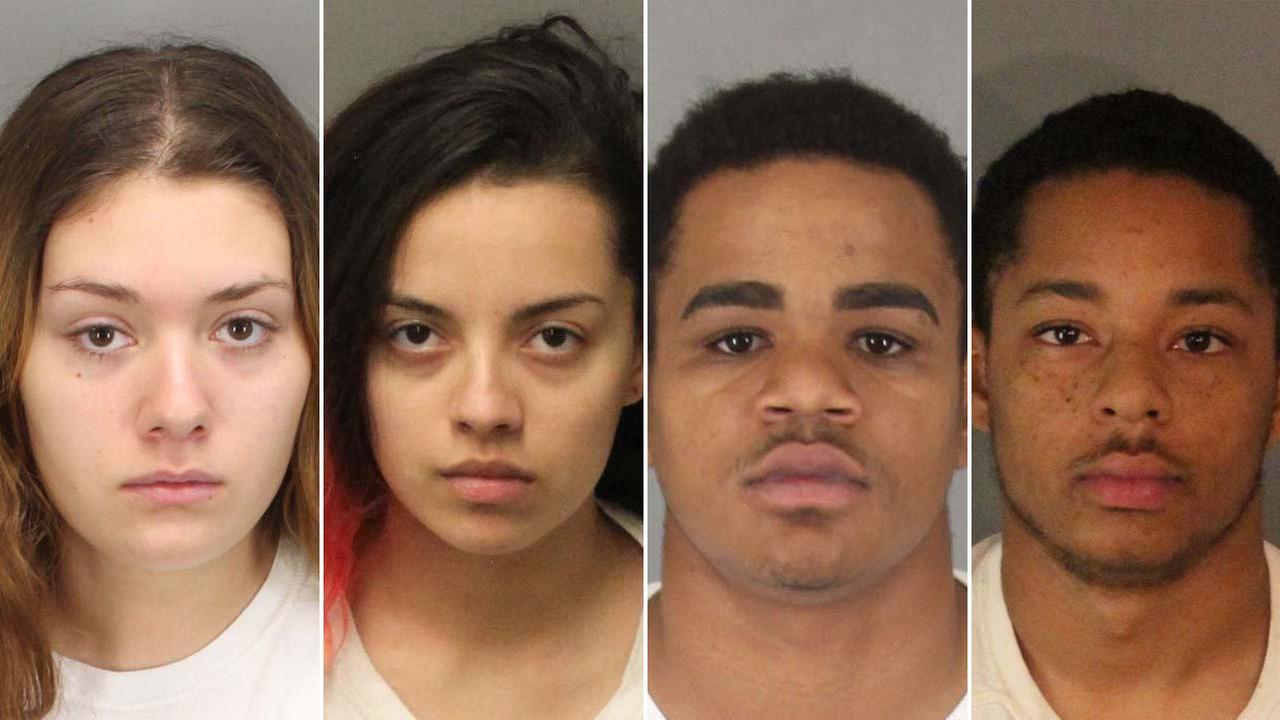 4 arrested after man, woman fatally shot in San Jacinto