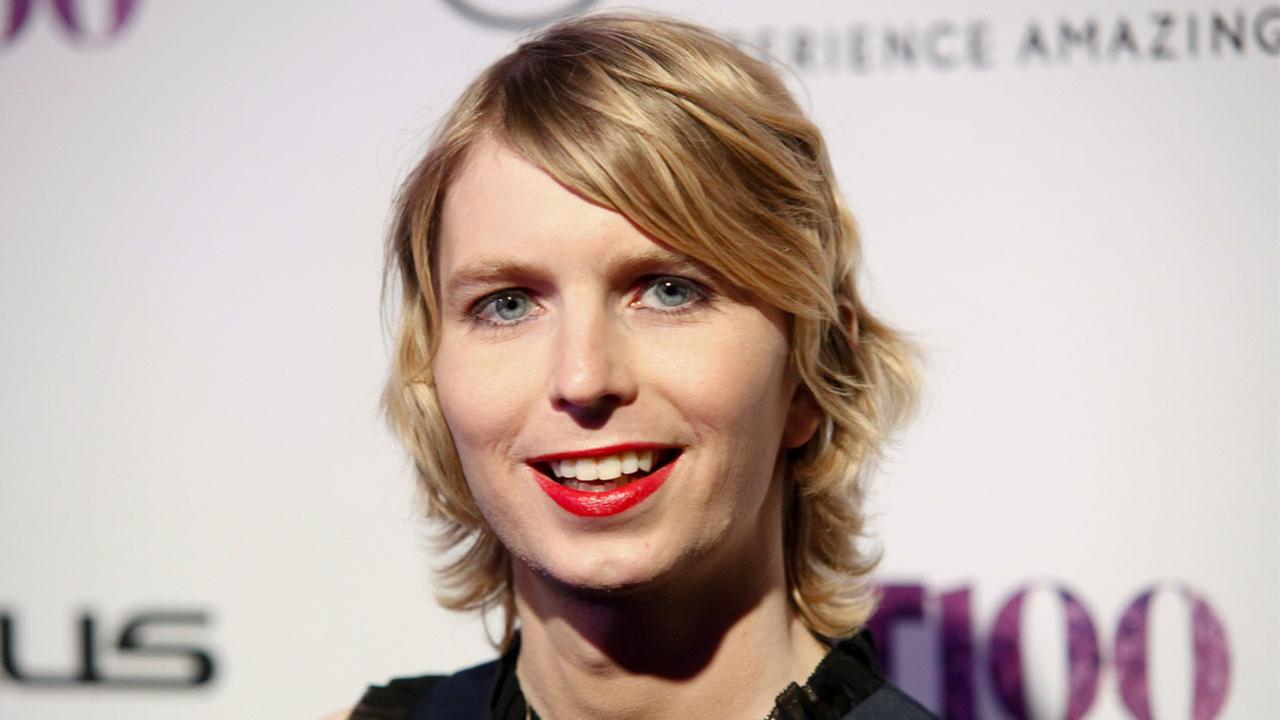 Chelsea Manning attends the 22nd Annual OUT100 Celebration Gala at the Altman Building on Thursday, Nov. 9, 2017, in New York.
