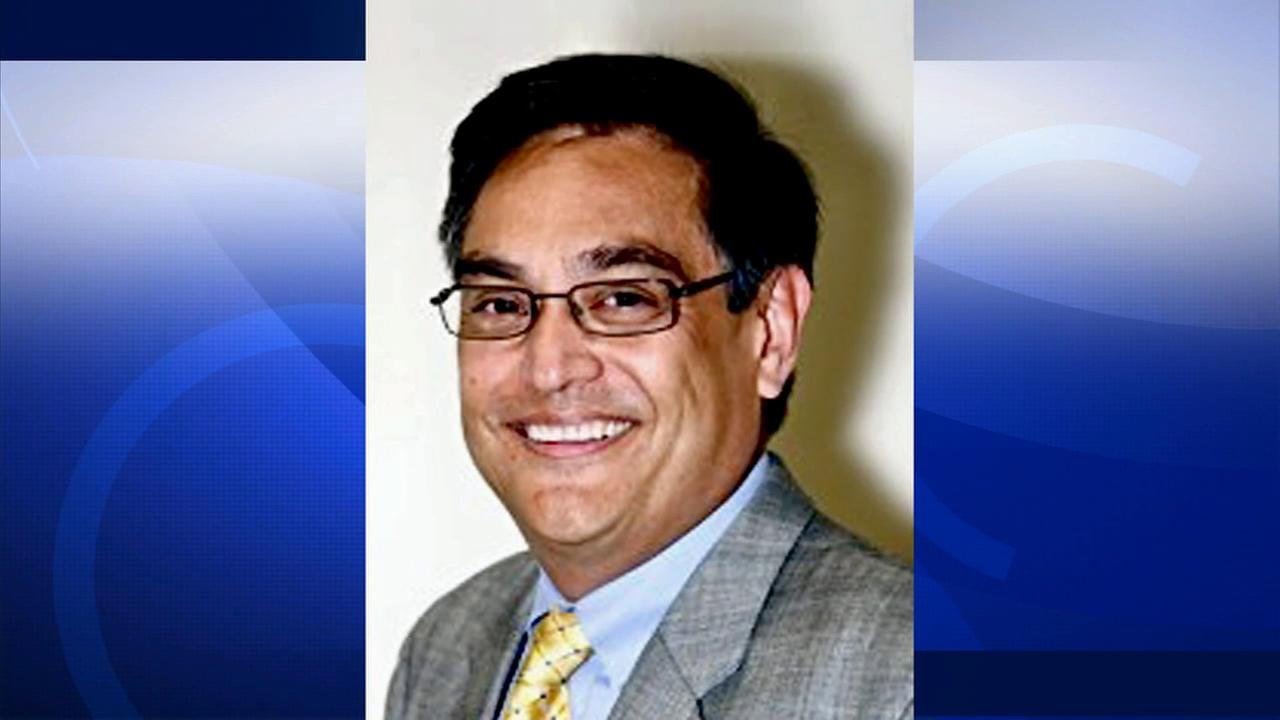 Deputy Los Angeles City Attorney Christopher Garcia, 57, is seen in this undated file photo.
