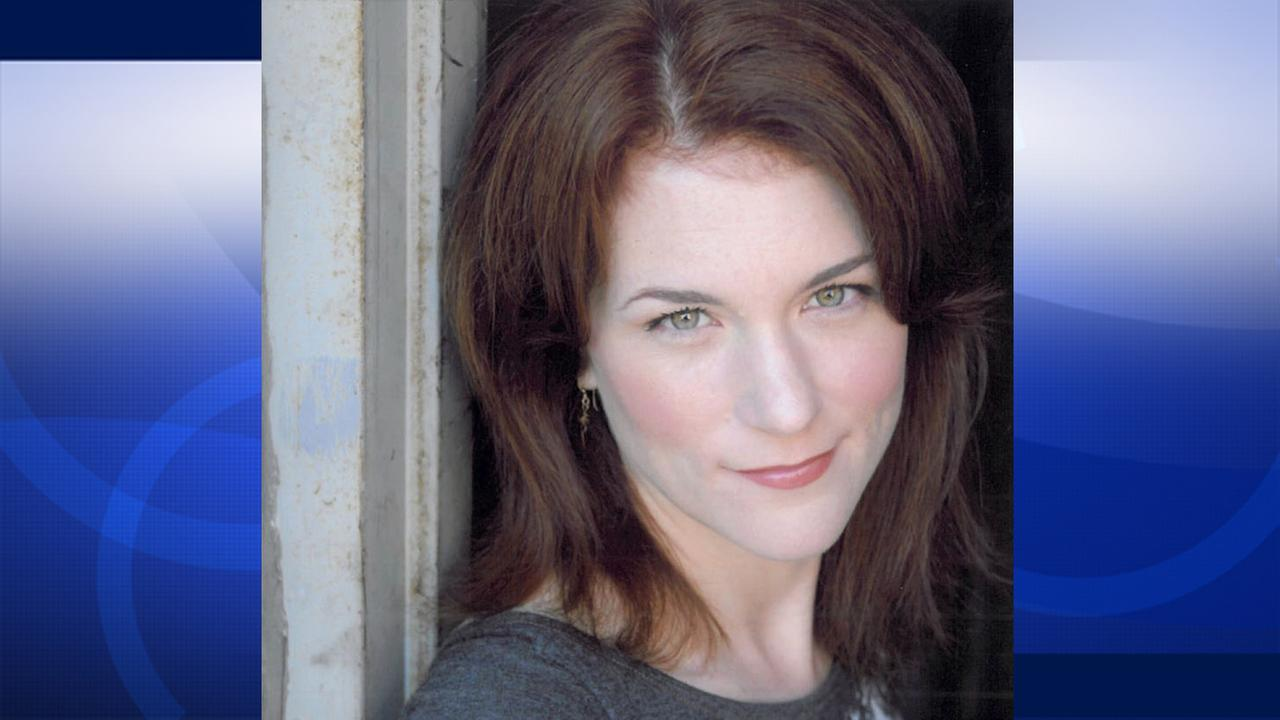 Chicago Fire actress Molly Glynn died Saturday, Sept. 6, 2014, after a tree toppled by a powerful storm struck her as she rode her bike in a forest preserve outside of Chicago.