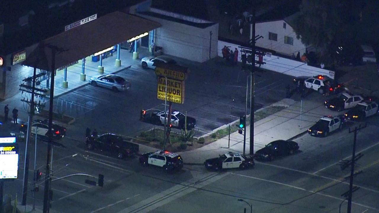 Sylmar Clerk Shooting Suspect May Be Serial Robber