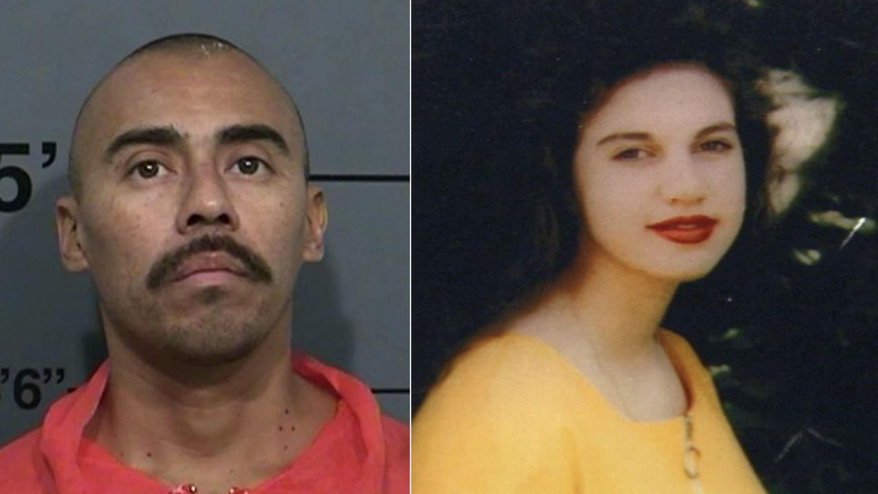 Alan David Salomon stabbed Mary Lewis, 16, to death near Acacia Parkway and Brookhurst Street in Garden Grove on June 20, 1995.