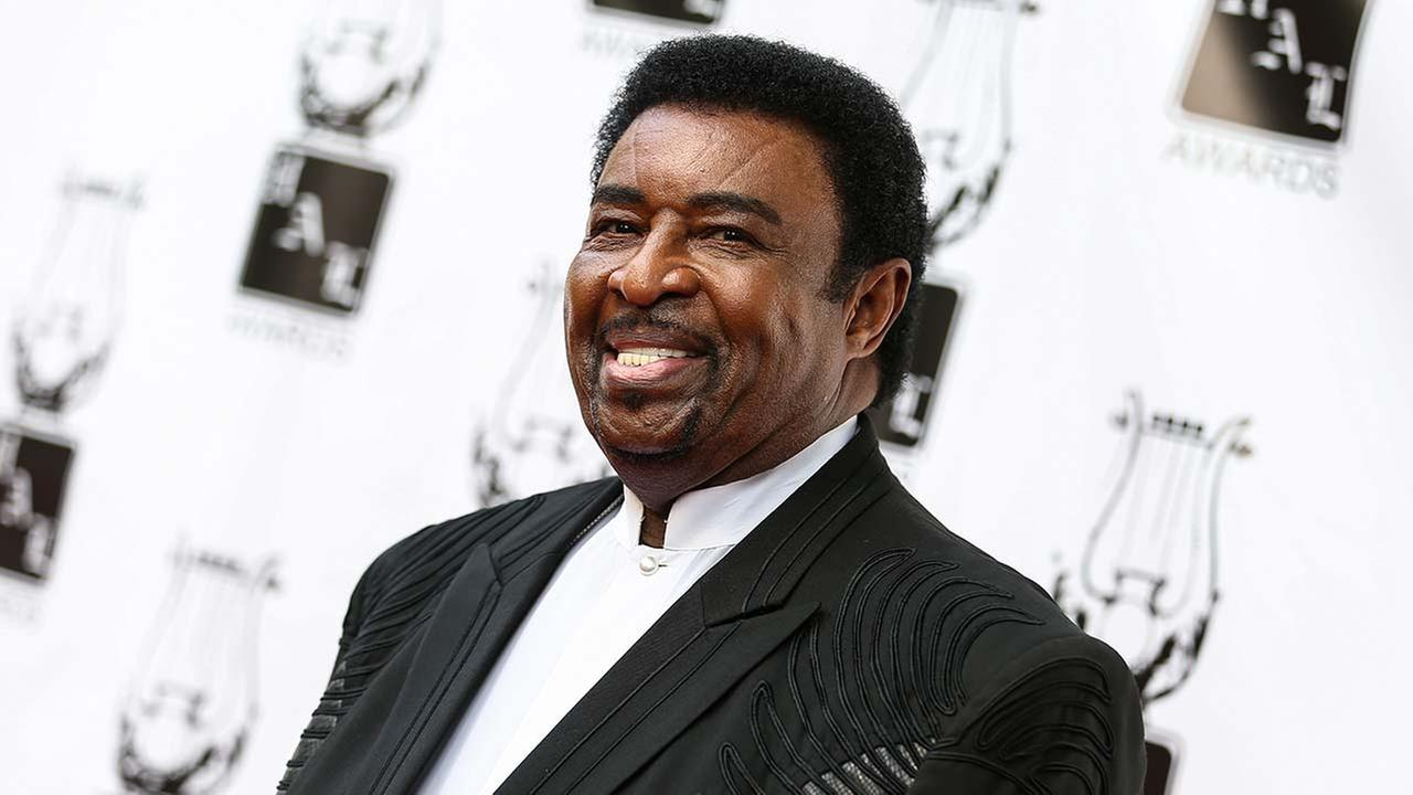 Dennis Edwards attends the 26th Annual Heroes and Legends Awards held at The Beverly Hills Hotel on Sunday, Sept. 27, 2015, in Beverly Hills.Photo by John Salangsang/Invision/AP