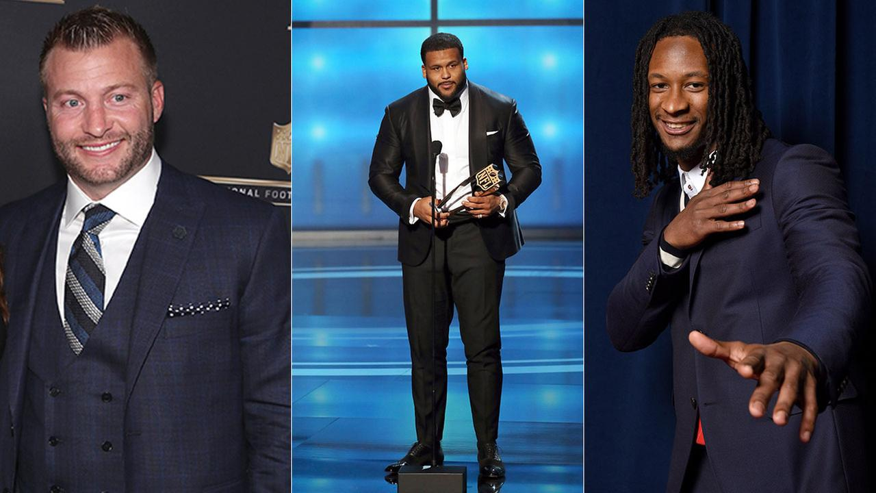 Todd Gurley named NFL Offensive Player of the Year