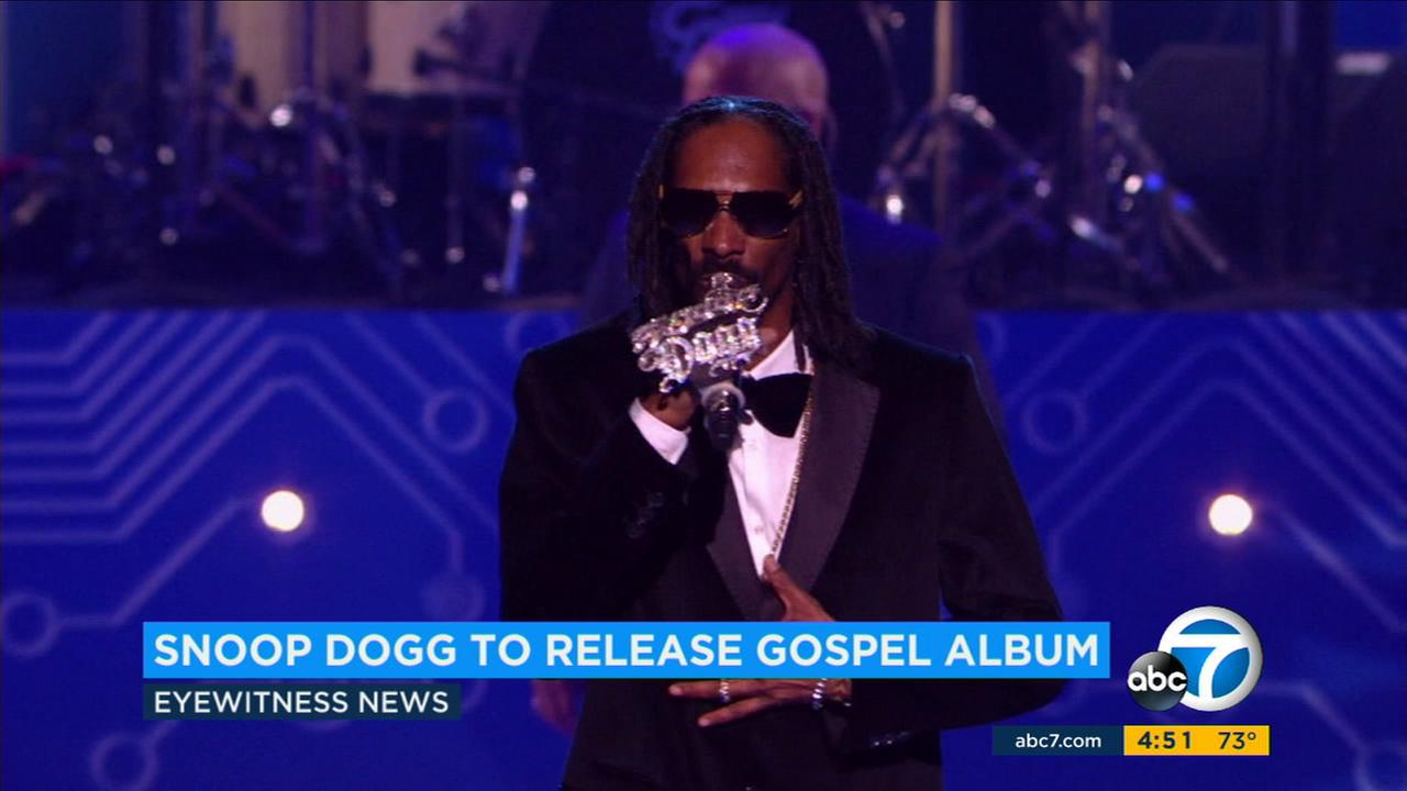 Snoop Dogg is seen in an undated file photo.