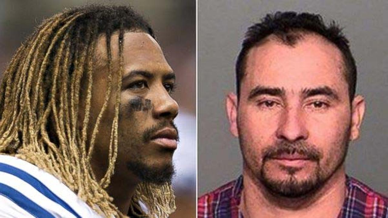 Immigrant suspected in NFL player's death had been deported