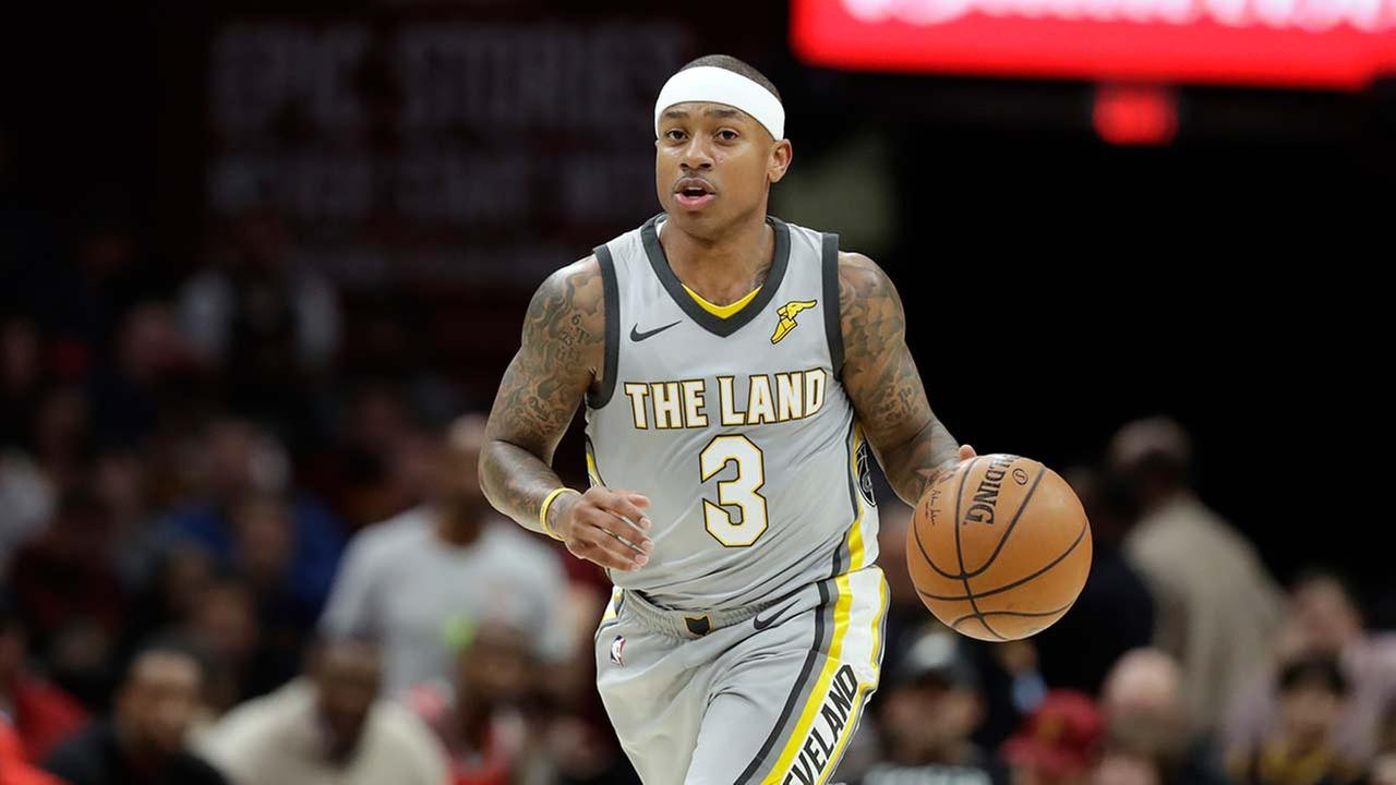 Cavaliers send Isaiah Thomas to Lakers