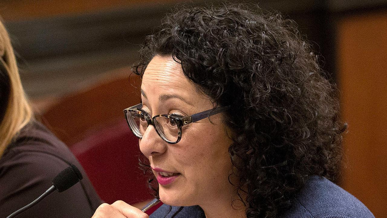 California #MeToo leader Cristina Garcia accused of sexual misconduct