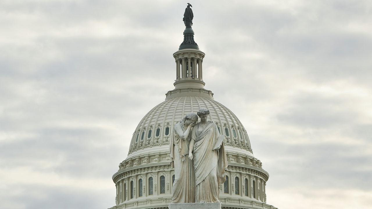 House passes budget bill overnight to end brief government shutdown