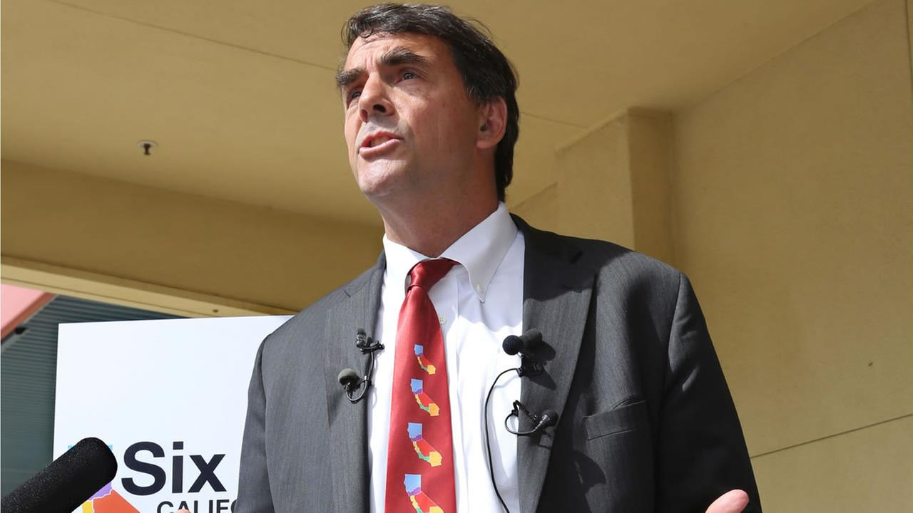 Silicon Valley venture capitalist Tim Draper