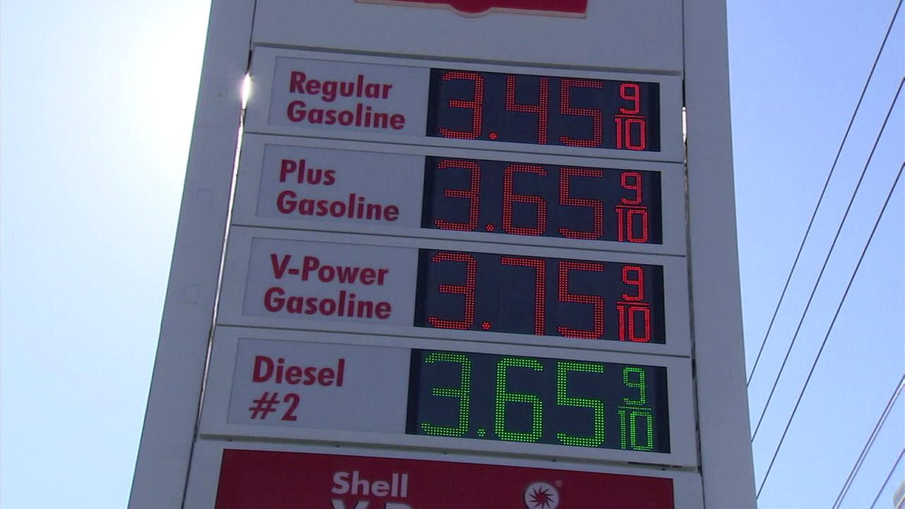 High gas prices have Angelenos concerned about discussions on raising the national gas tax by 25 cents a gallon.