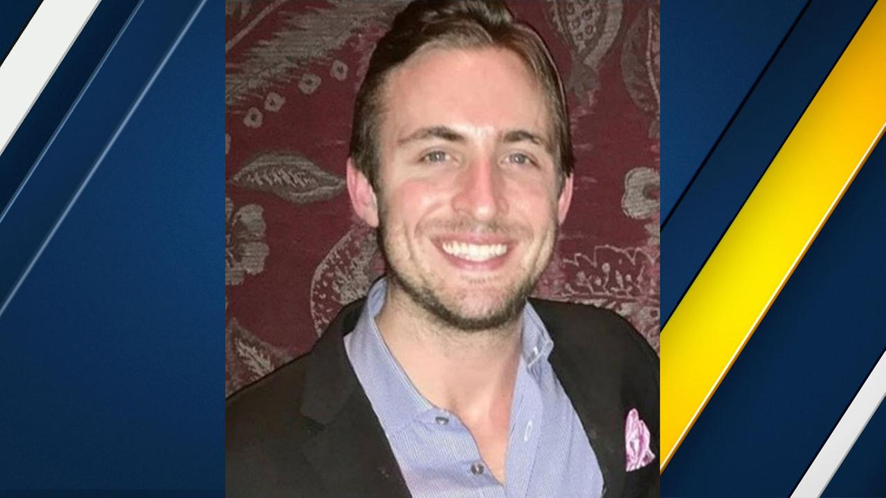 An undated photo of 29-year-old missing man Joshua Thiede, who was last seen Feb. 11, 2018, in Los Angeles.
