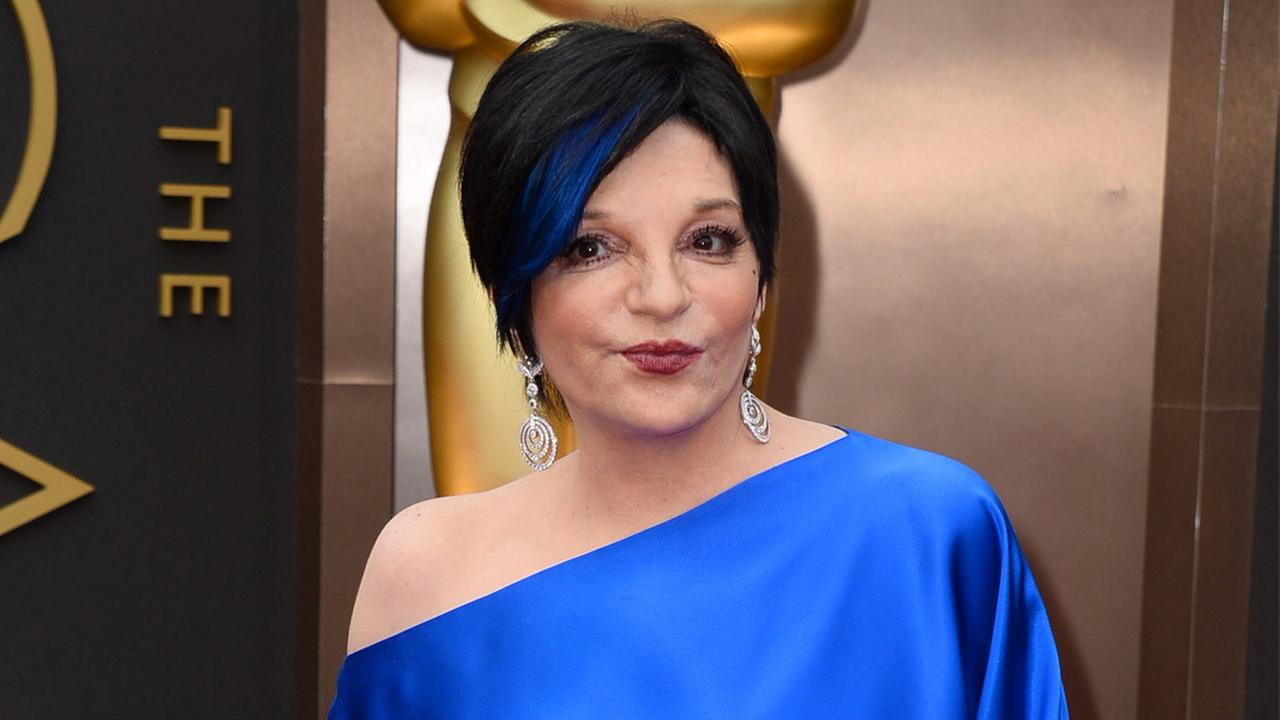 Award-winning actress and singer Liza Minnelli recovers from back surgery in California and sends her love to fans and well-wishers.