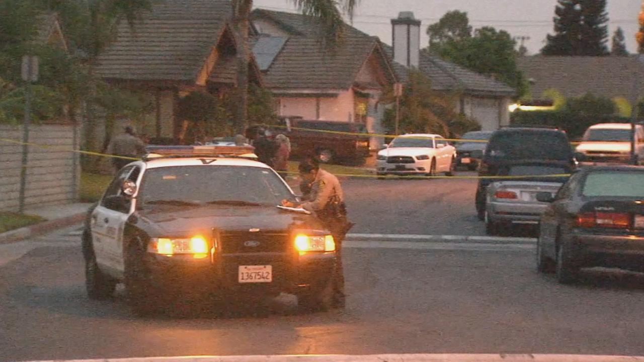 Sergio Gutierrez, 50, was found stabbed on the 3700 block of Oaklawn Lane in Pico Rivera early Saturday morning, Sept. 20, 2014.