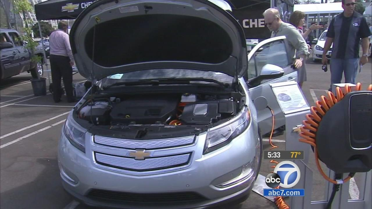 California Gov. Jerry Brown has signed several new bills into law designed to encourage the states electric vehicle market.