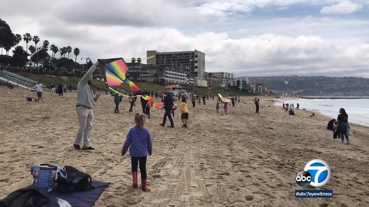 Redondo kite festival