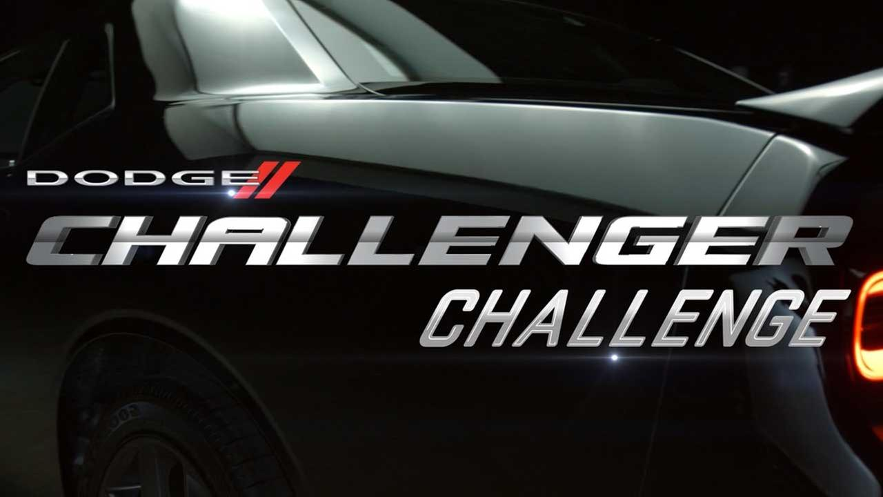 Watch ABC7 for chance to win 2018 Dodge Challenger R/T!