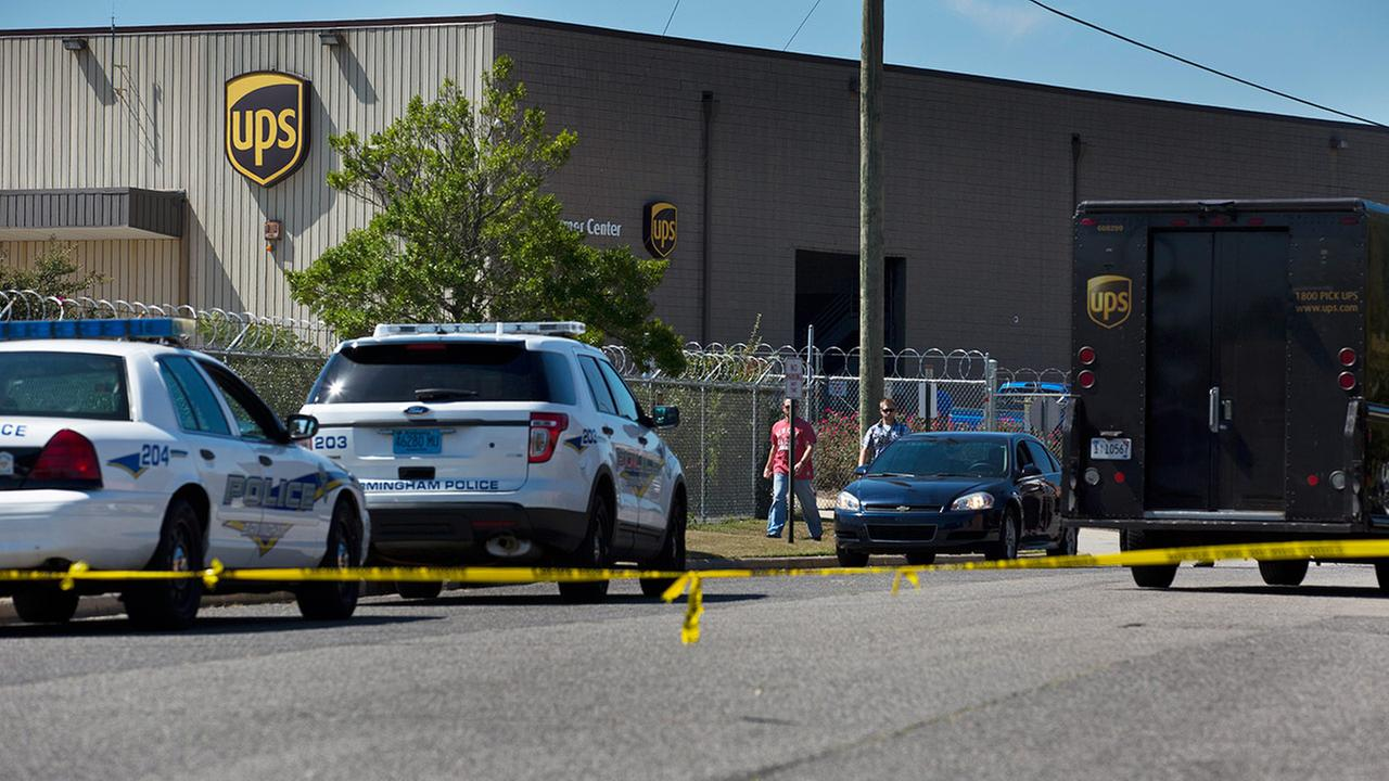 A UPS employee opened fire Tuesday, Sept. 23, 2014, inside one of the companys warehouses in Birmingham, Ala., killing two people before taking his own life, police said.