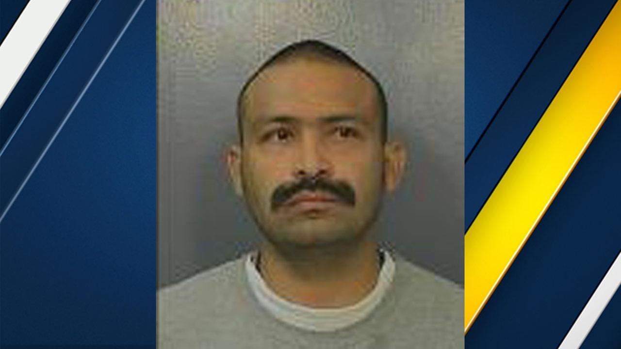 Isaias de Jesus Valencia, accused of killing Pomona Police Department Officer Gregory Casillas.