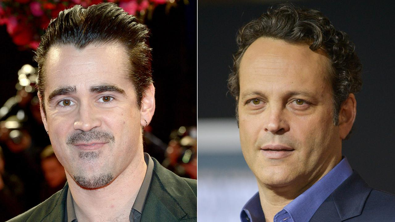 Colin Farrell and Vince Vaughn are set to star in the second season of HBOs True Detective.