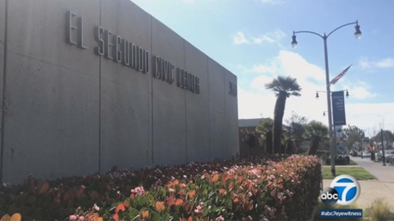 City officials in El Segundo are considering using a $650,000 Metro grant to study developing housing in the industrial area east of Sepulveda Boulevard.
