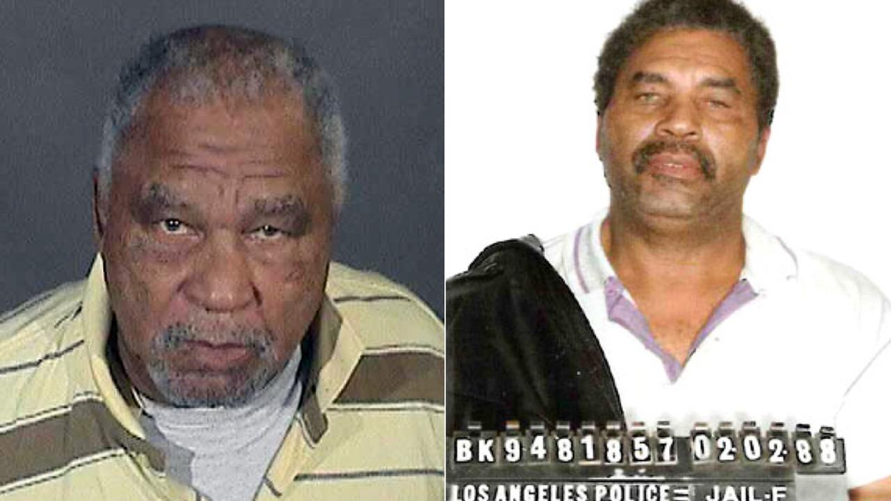Samuel Little is seen in this booking photos.