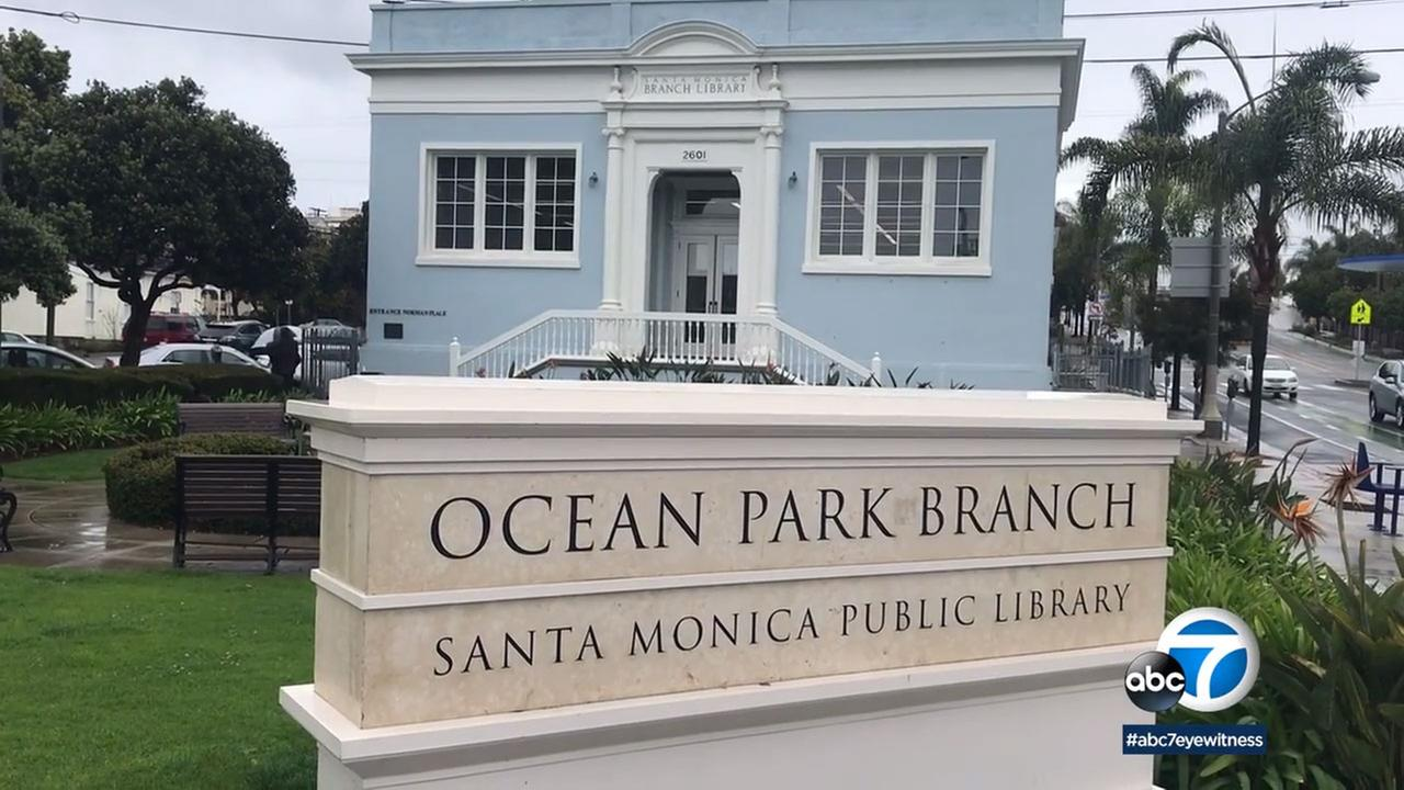 The Ocean Park Branch Library in Santa Monica is 100 years old, and all year the century-old public building is celebrating.
