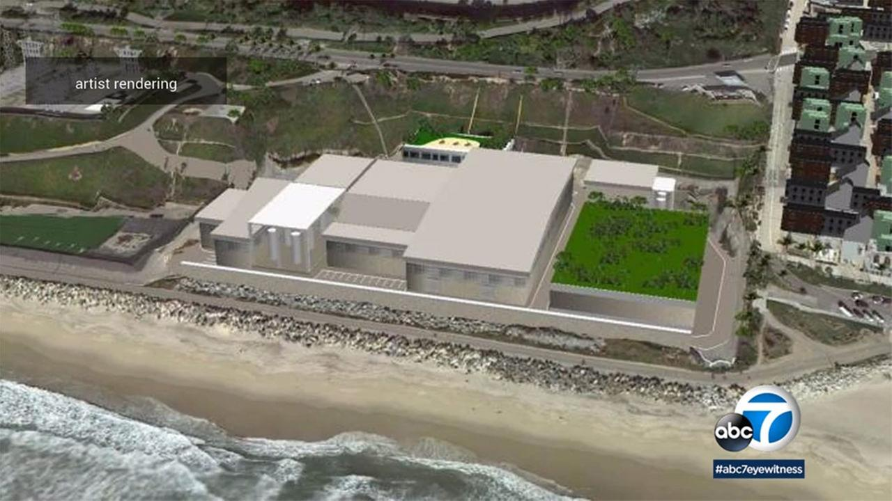 Environmentalists are ready to battle a planned desalination plant in El Segundo.