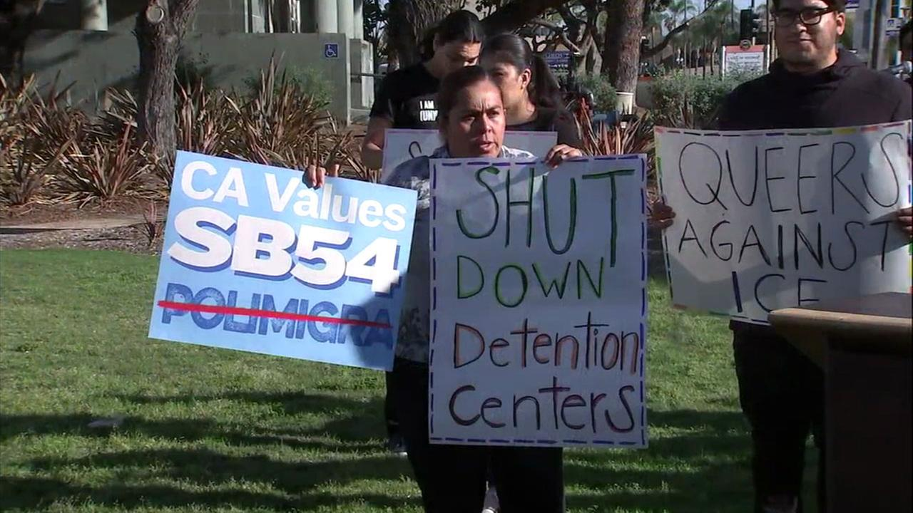 California county to join US 'sanctuary' lawsuit
