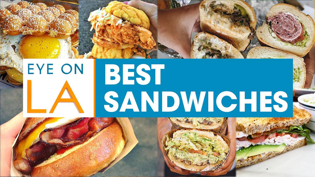 Southern California foodies share their favorite sandwich shops