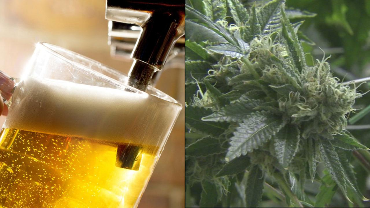 Blue Moons brewery is releasing a non-alcoholic beverage will be infused with a special marijuana formula.