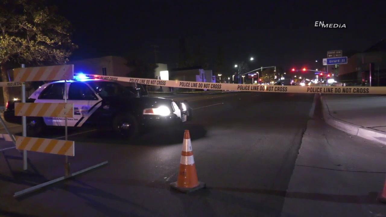 A man has surrendered in connection with a fatal hit-and-run in Hemet that happened on March 28, 2018.