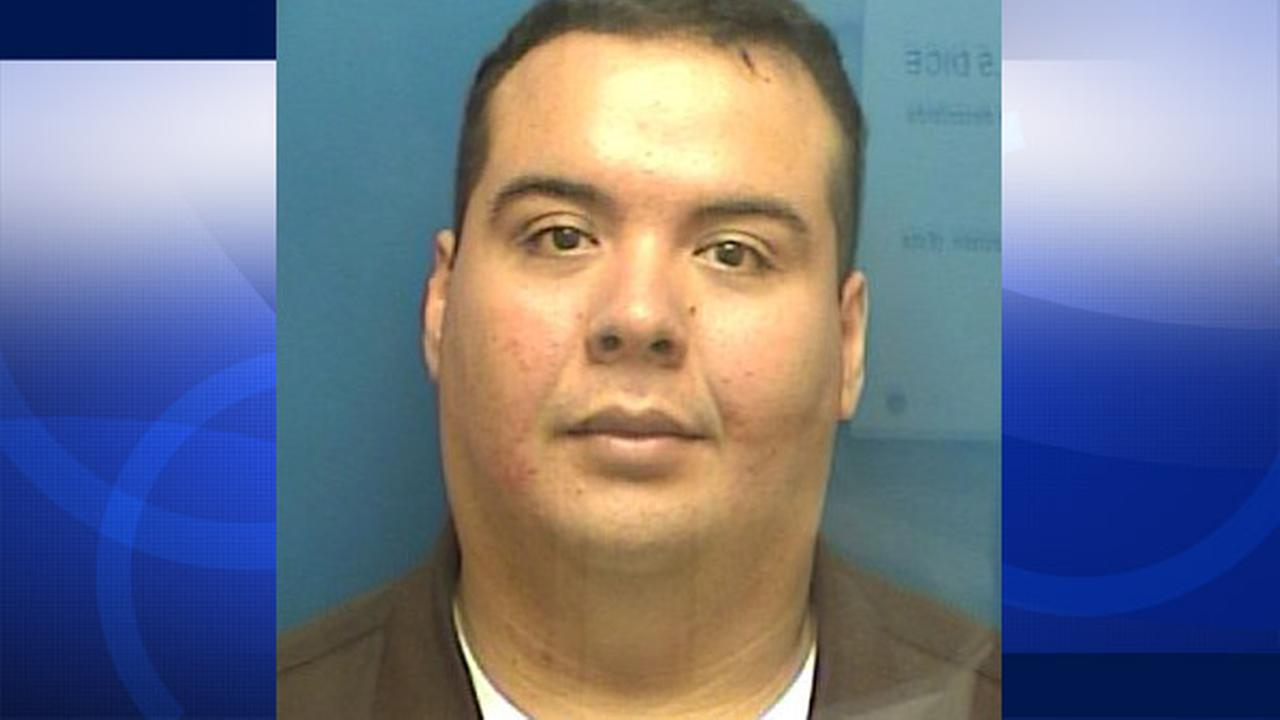 Michael Suniga, 29, was arrested for allegedly embezzling money from the Santa Paula High School Band Booster Club.