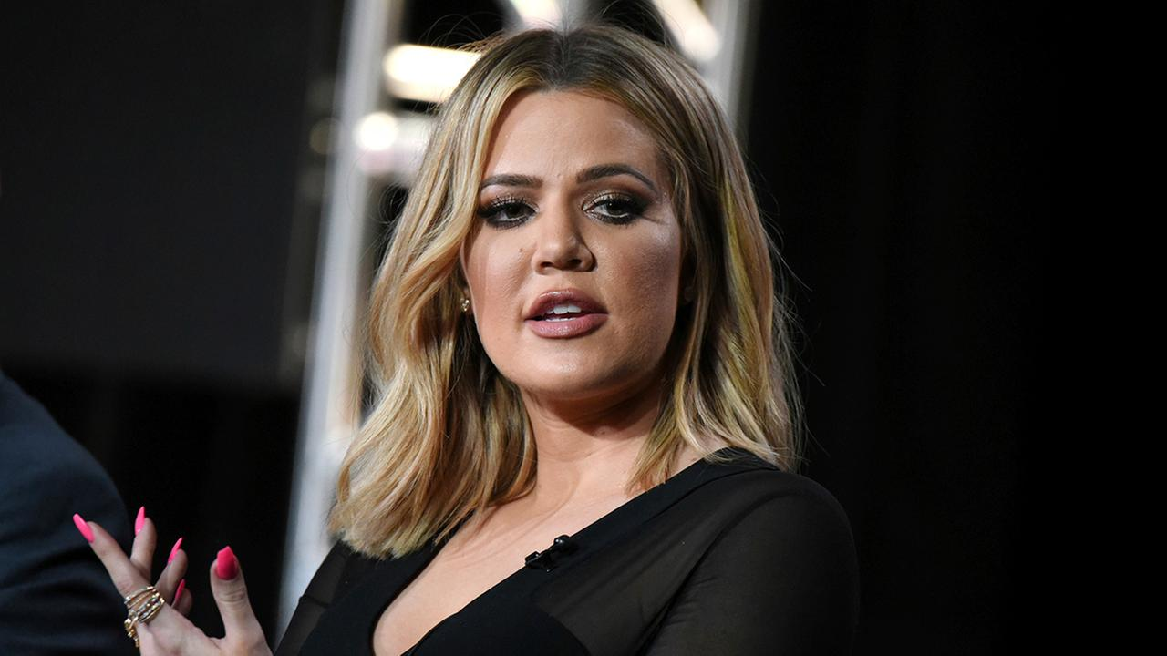 In this Jan. 6, 2016, file photo, Khloe Kardashian participates in the panel for Kocktails with Khloe at the FYI 2016 Winter TCA in Pasadena, Calif.