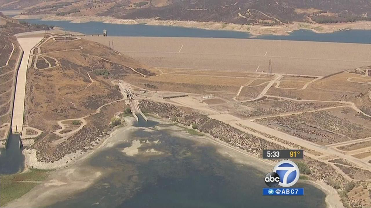 In November, California will vote on Prop 1. The water bond is supposed to help solve the states water crisis, but opponents say its a big waste of money.