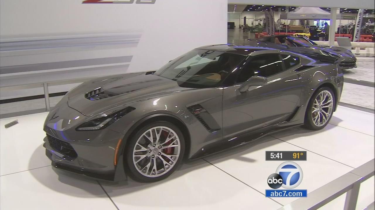 The Orange County International Auto Show runs through Sunday, Oct. 5, 2014 at the Anaheim Convention Center.
