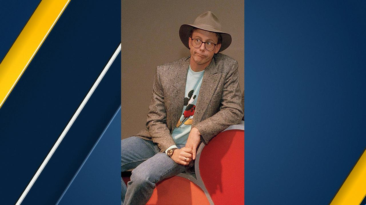 Harry Anderson, the actor best known for his role in the TV comedy Night Court, has died. He was 65.