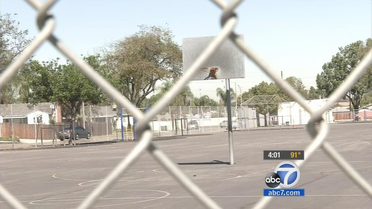 The Long Beach Unified School District dismissed its 76,000 students an hour early Thursday and Friday due to high heat in classrooms.