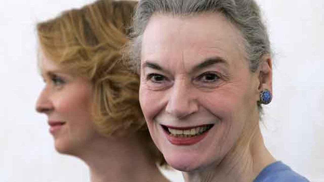 Tony Award-winning actress Marian Seldes died Monday, Oct. 6, 2014, at age 86.AP Photo/Frank Franklin II