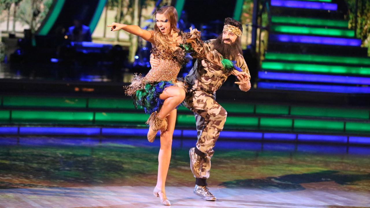Image result for sadie dancing with the stars duck dynasty