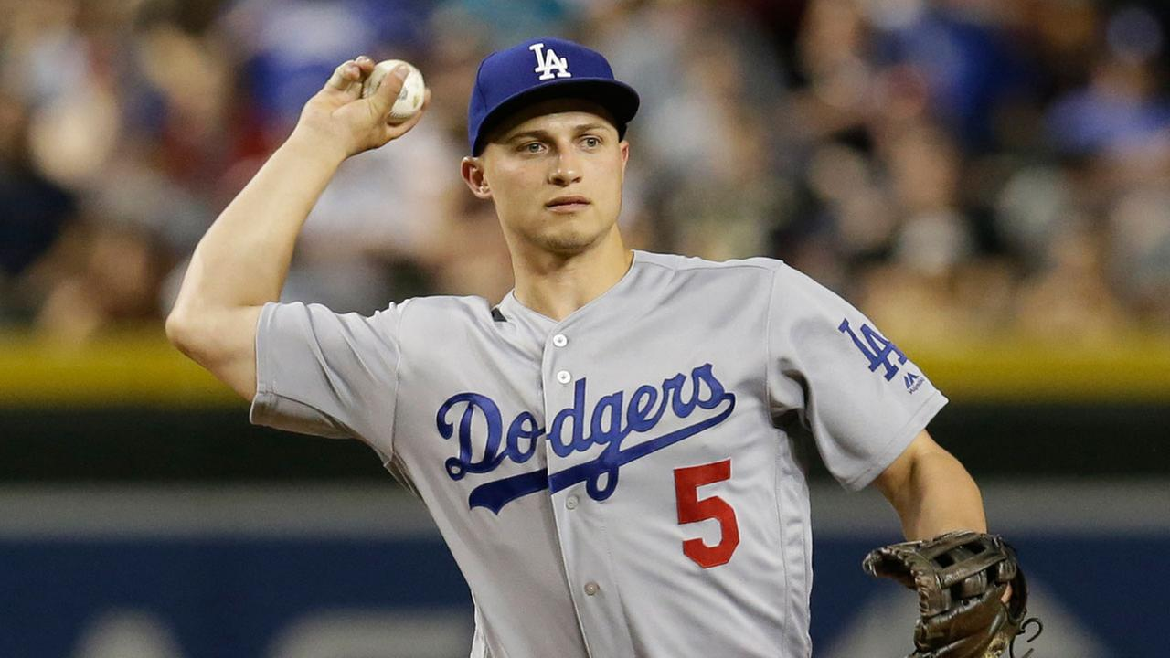Dodgers' Seager out for year