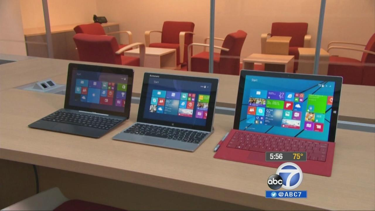 Electronic companies are trying to take the features of laptops and tablets to offer consumers the best of both worlds. Consumer Reports tested some popular models.